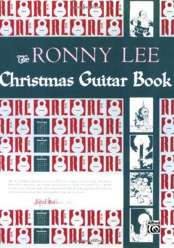 9780739023563: The Ronny Lee Christmas Guitar Book