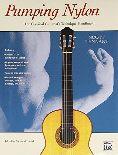 9780739024034: Pumping Nylon: The Classical Guitarist's Technique Handbook