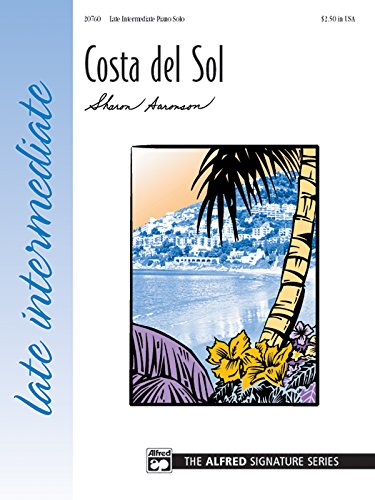 9780739024195: Costa del Sol: Sheet (The Alfred Signature Series)