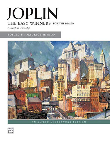9780739024379: The Easy Winners: Sheet (Alfred Masterwork Edition)