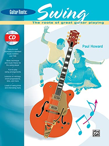 9780739024676: Guitar Roots -- Swing: The Roots of Great Guitar Playing, Book & CD