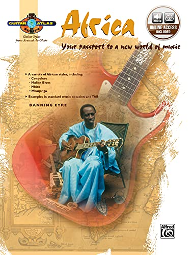 9780739024744: Africa: Your Passport to a New World of Music (Book & Audio CD)