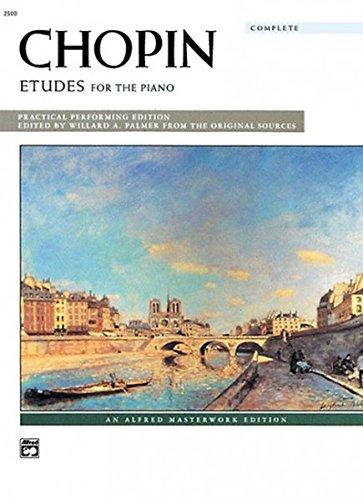 9780739024973: Chopin: Etudes (Alfred Masterwork Editions)