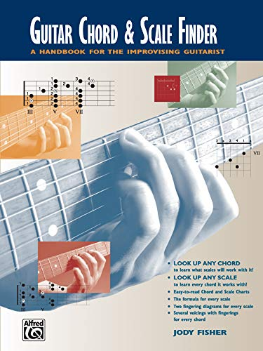 9780739025291: Guitar Chord & Scale Finder: A Handbook for the Improvising Guitarist