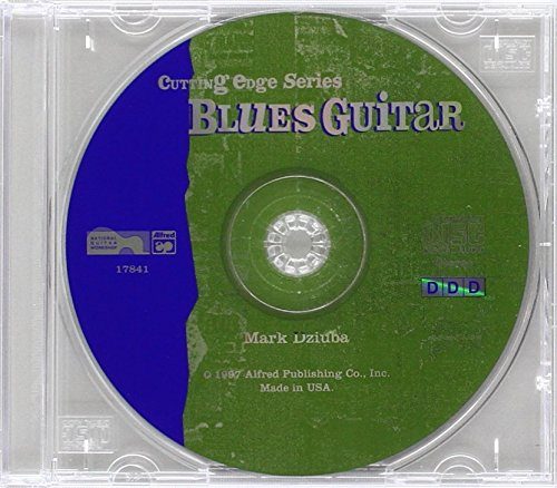 9780739025376: Cutting Edge -- Blues Guitar: Find Out What's Happening Out on the Edge... (Cutting Edge Series)