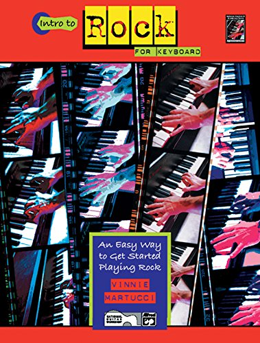 9780739025758: Intro to Rock Keyboard