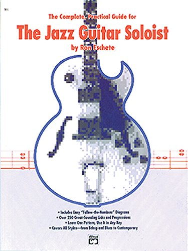 9780739025840: The Complete Jazz Guitar Soloist