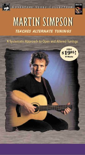 Martin Simpson Teaches Alternate Tunings (0739026038) by Simpson, Martin