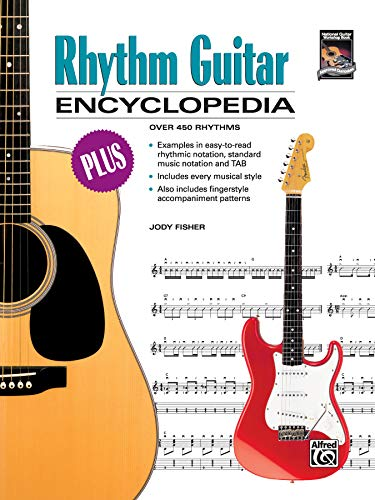 9780739026199: Rhythm Guitar Encyclopedia: Over 450 Rhythms