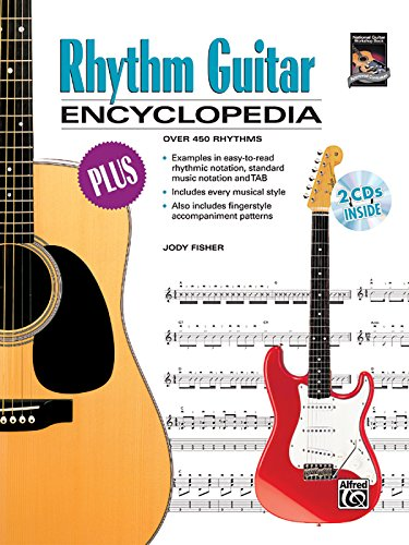 9780739026205: Rhythm Guitar Encyclopedia: Over 450 Rhythms (Book & 2 CDs) (The Ultimate Guitarist's Reference Series)
