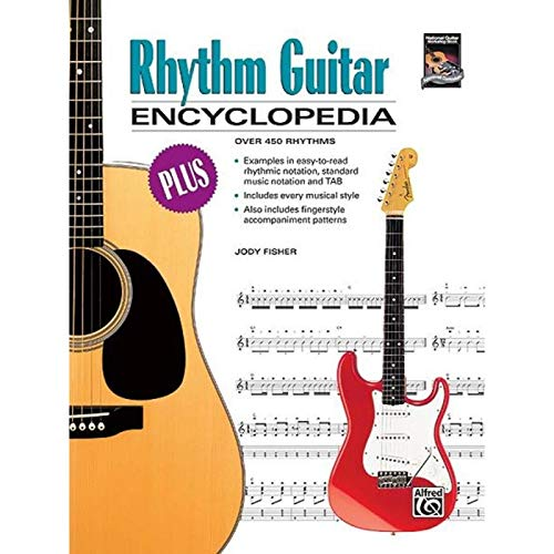 9780739026212: Rhythm Guitar Encyclopedia: Over 450 Rhythms (2 CDs)