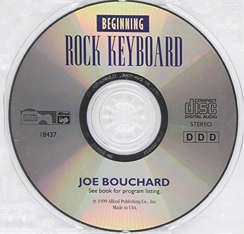 9780739026311: Beginning Rock Keyboard (Complete Rock Keyboard Method)