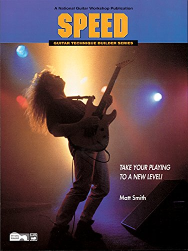 9780739026601: Guitar Technique Builders -- Speed: Take Your Playing to a New Level! (Guitar Technique Builders Series)