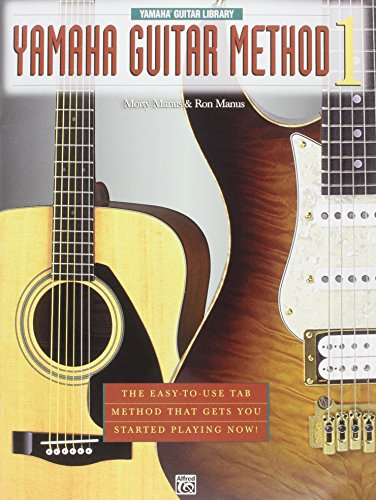 9780739026694: Yamaha Guitar Method, Bk 2: The Easy-to-Use Tab Method That Gets You Started Playing Now!, Book & CD (Yamaha Individual Instruction)