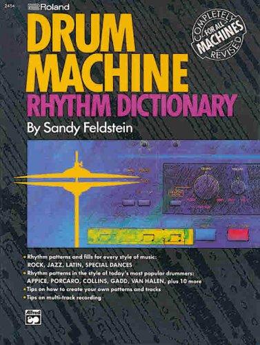 9780739027264: Roland Drum Machine Rhythm Dictionary