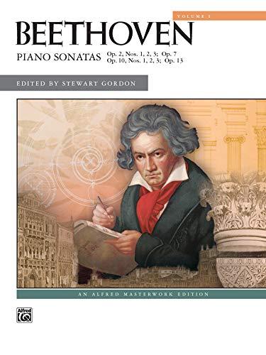 Beethoven -- Piano Sonatas, Vol 1: Nos. 1-8