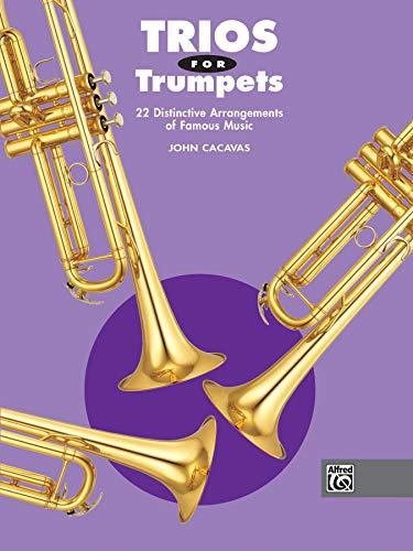 Trios for Trumpets.: Cacavas,John.