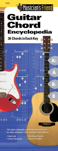 9780739009840: Guitar Chord Encyclopedia: Handy Guide - AbeBooks - R ...