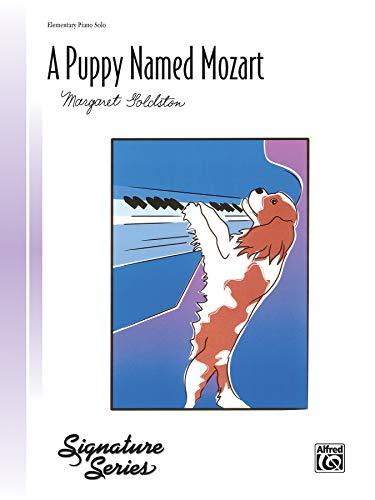 A Puppy Named Mozart: Sheet