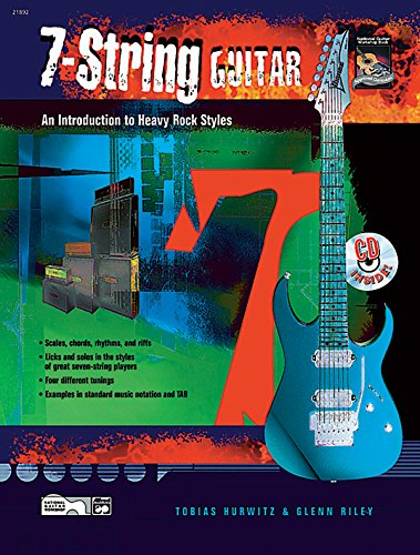 7-String Guitar (Book & CD): Tobias Hurwitz, Glenn Riley