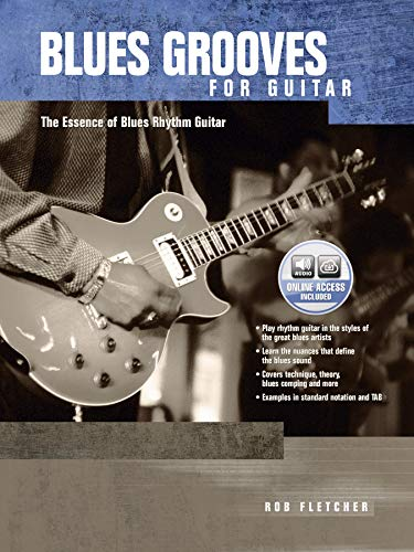 9780739028094: Blues Grooves for Guitar