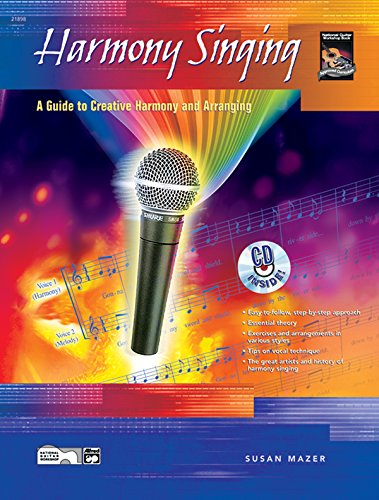9780739028117: Harmony Singing: Book & CD