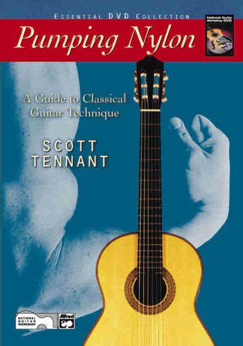 9780739028445: Pumping Nylon: A Guide to Classical Guitar Technique, DVD