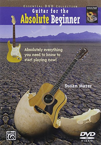 Guitar for the Absolute Beginner, Book 1: Mazer, Susan