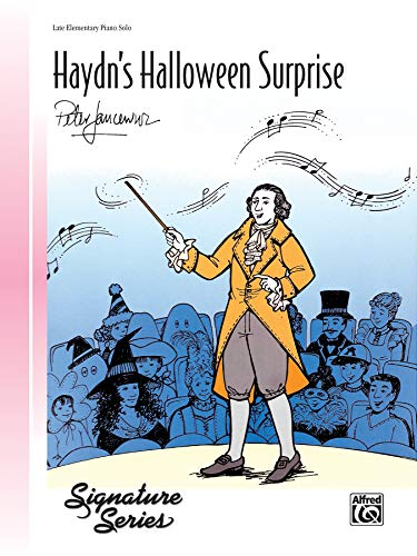 9780739028711: Haydn's Halloween Surprise: Sheet (Signature Series)