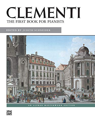 9780739028964: Clementi -- First Book for Pianists (Alfred Masterwork Edition)