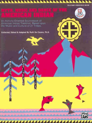 9780739029084: Myth, Music, and Dance of the American Indian (CD)