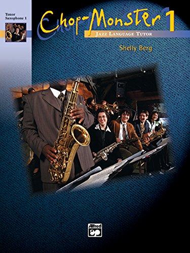 Chop-Monster, Bk 1: 10 CDs: Shelly Berg