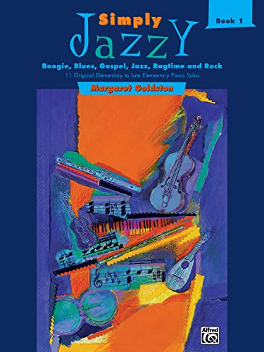 Simply Jazzy, Book 1: Goldston