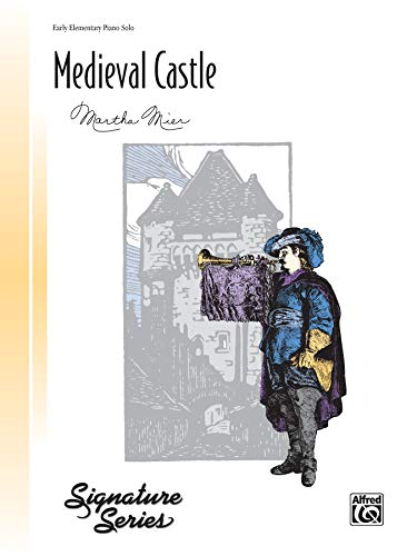 9780739029930: Medieval Castle: Sheet (Signature Series)