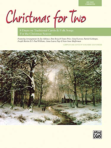 9780739030233: Christmas for Two: 8 Duets on Traditional Carols and Folk Songs (For Two Series)