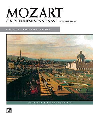 9780739030455: Mozart -- 6 Viennese Sonatinas (Alfred Masterwork Edition)