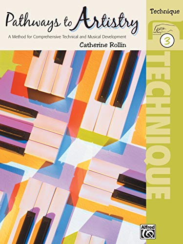9780739030516: Pathways to Artistry - Technique Book 3 (for Piano)