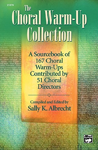 9780739030523: The Choral Warm-Up Collection: A Sourcebook of 167 Choral Warm-Ups Contributed by 51 Choral Directors, Comb Bound Book