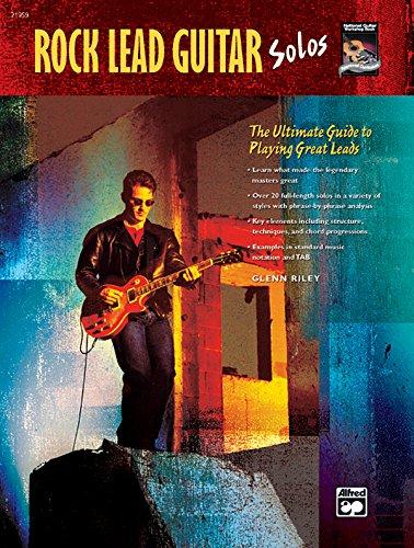 9780739031599: Complete Rock Guitar Method: Rock Lead Guitar Solos, Book & CD