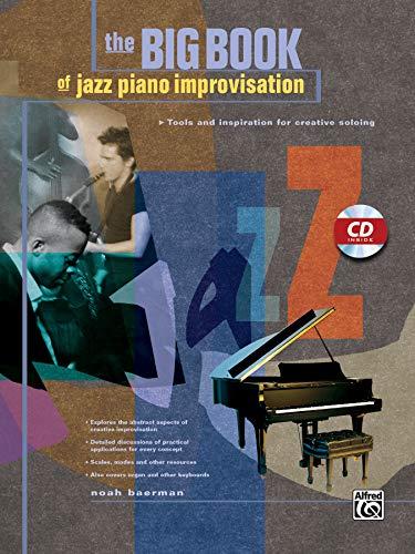 9780739031711: Big Book of Jazz Piano Improvisation: Book & CD