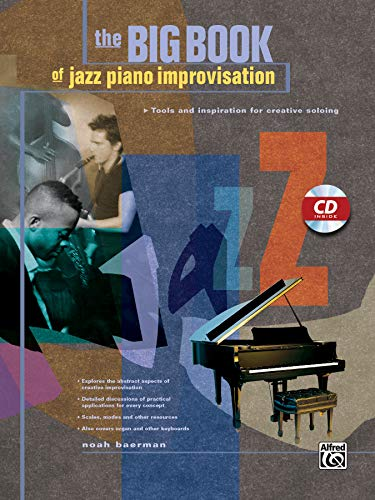 9780739031711: The Big Book of Jazz Piano Improvisation: Tools and Inspiration for Creative Soloing