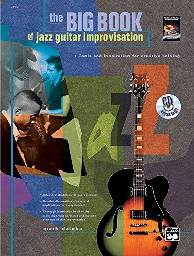 9780739031728: The Big Book of Jazz Guitar Improvisation