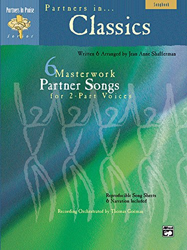 9780739031957: Partners in...Classics (Partners in Praise)