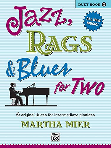 9780739032039: Jazz, Rags & Blues for Two, Bk 2