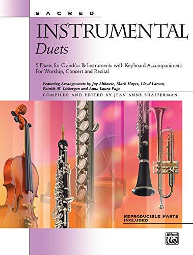 9780739032091: Sacred Instrumental Duets