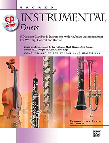 9780739032107: Sacred Instrumental Duets: Book & CD