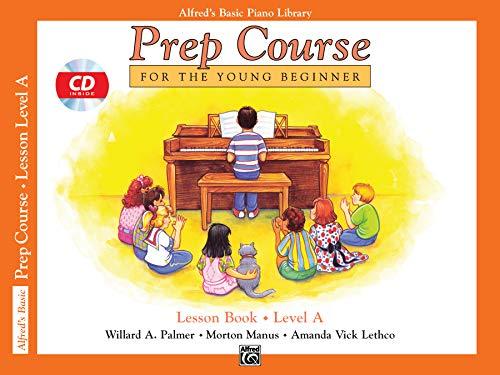 9780739032169: Alfred's Basic Piano Prep Course Lesson Book Level A (Alfred's Basic Piano Library)