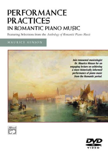 9780739032619: Performance Practices in Romantic Piano Music