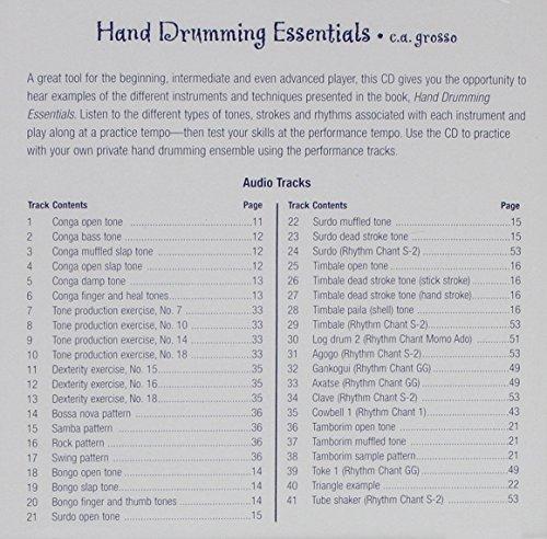 9780739032831: Hand Drumming Essentials