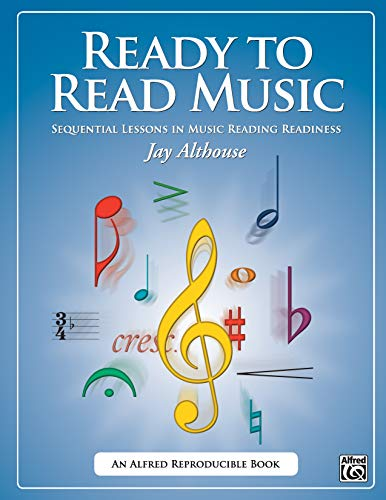 9780739032855: Ready to Read Music: Sequential Lessons in Music Reading Readiness
